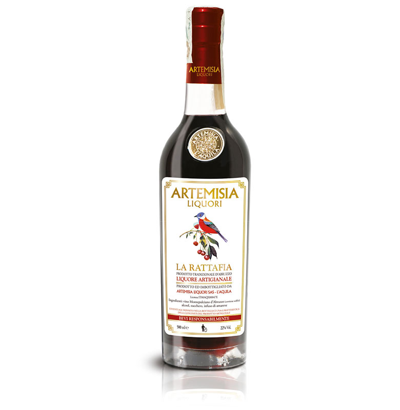 Rattafia Gold Line 500ml
