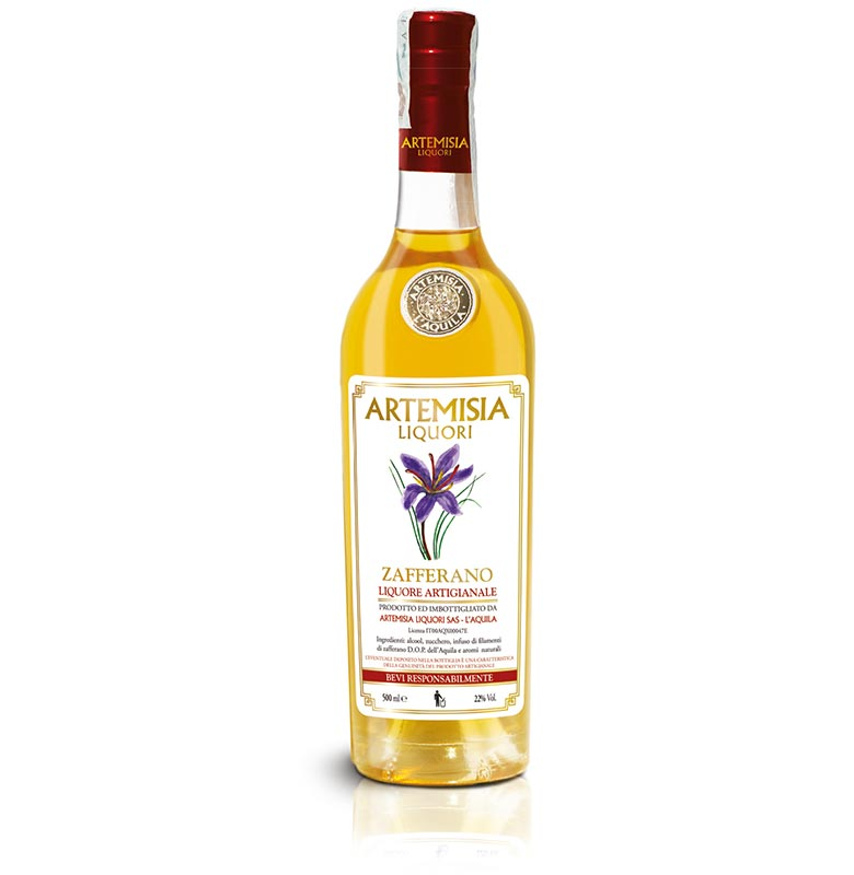 Zafferano Gold Line 500ml