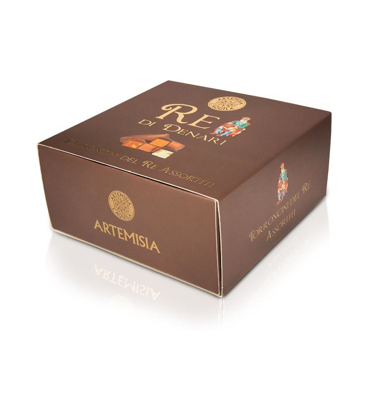 Torroncini assortiti box 300g