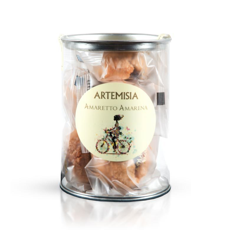 Amaretti all'amarena