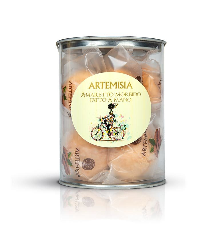 soft almonds amaretti
